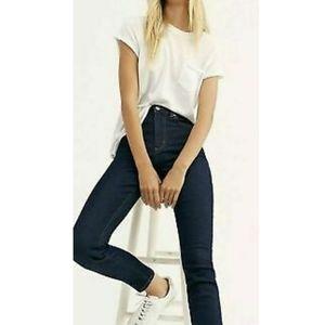 NWT LEE vintage modern high rise skinny je…
